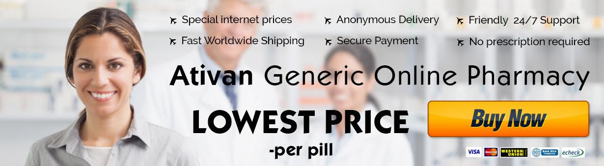 order ativan online